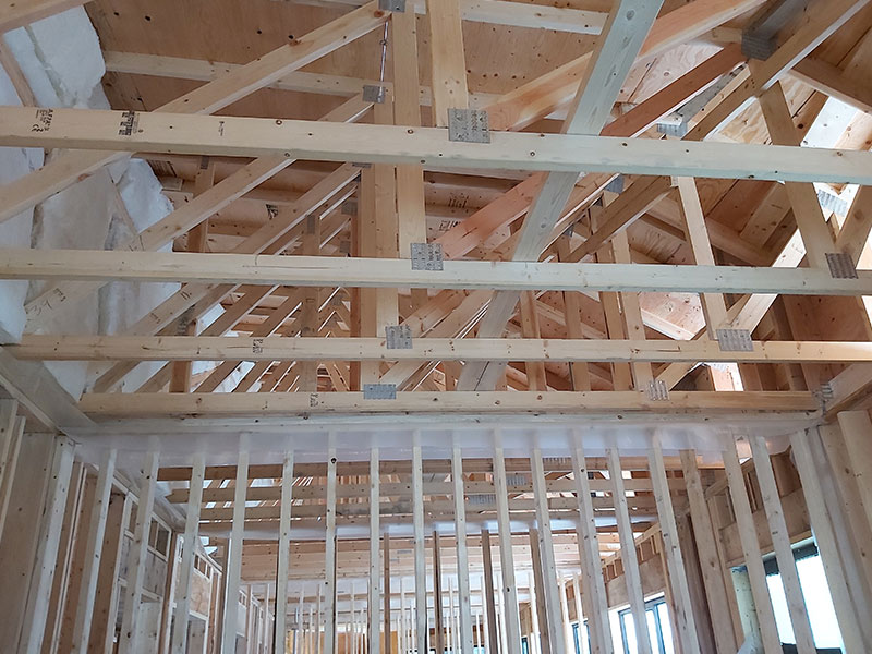 Commercial Roof Trusses